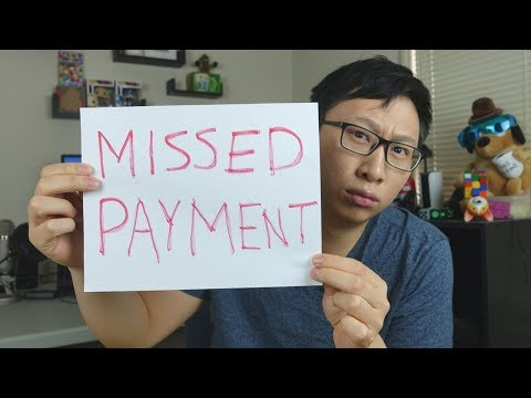 What To Do If You Miss Credit Card Payment
