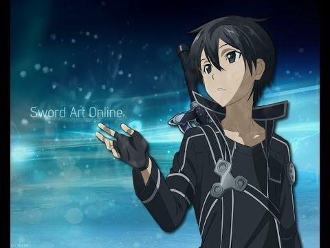 o jogo de Sword Art Online Game Pc rpg Gameplay