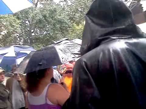 OCCUPY TAMPA clip from GENERAL ASSEMBLY 10/9 rain or shine WE OCCUPY!