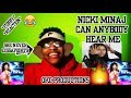 SHE NEVER DISAPPOINTS! Nicki Minaj - Can Anybody Hear Me - Official Audio - REACTION