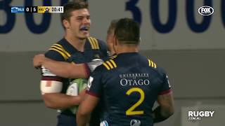 2018 Super Rugby Round 10: Blues vs Highlanders