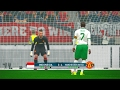 Indonesia vs Manchester United PES 2017 - Penalty Shootout
