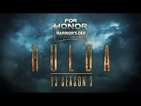 For Honor: Warrior's Den LIVESTREAM August 1 2019 | Ubisoft [NA]