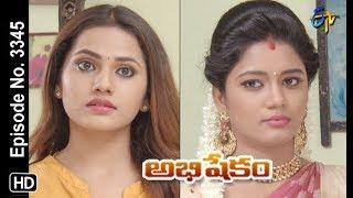Abhishekam | 4th October 2019 | Full Episode No 3345 | ETV Telugu