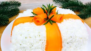Этот салат Ищут на праздничном столе Рецепт на МИЛЛИОН Покоряет с первой ложки