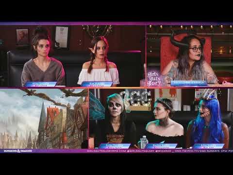 Season 4, Episode 3 - Girls, Guts, Glory - Tabletop ReRoll
