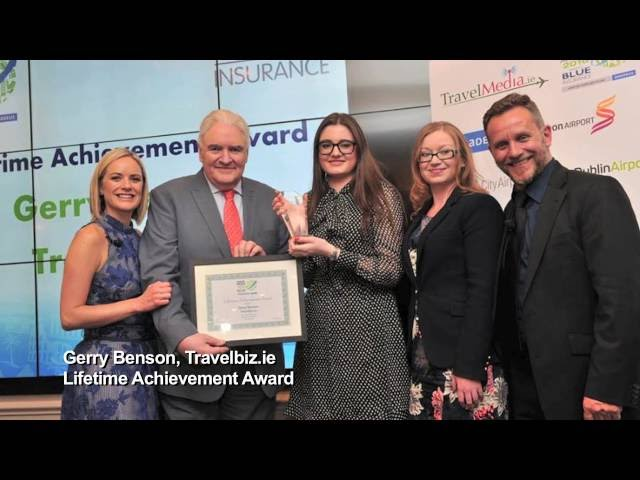 Travel Media Awards 2017, in association with Shannon Airport - RSVP