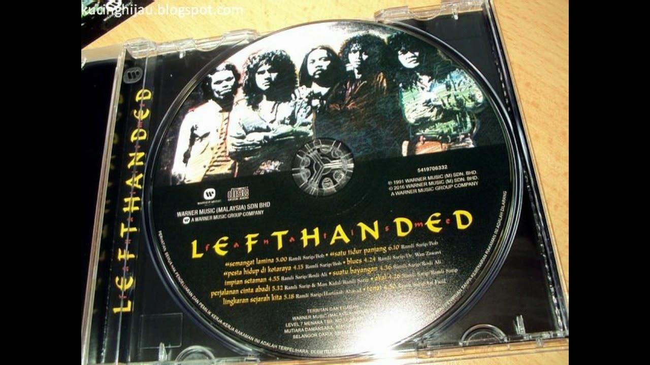 Lefthanded Impian Setaman