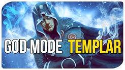 Solo ONE BAR PVE Magicka Templar Build - GOD MODE - The Best One Bar ESO Build So Far??