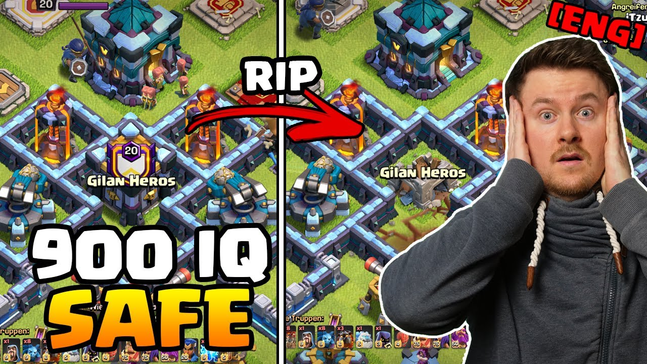 Can we still make it ? | My current favorite Army | #clashofclans | iTzu [ENG]