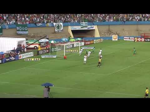 SagresTV: Confira os melhores momento da final do campeonato goiano  2018 - Goiás  x Aparerecidense