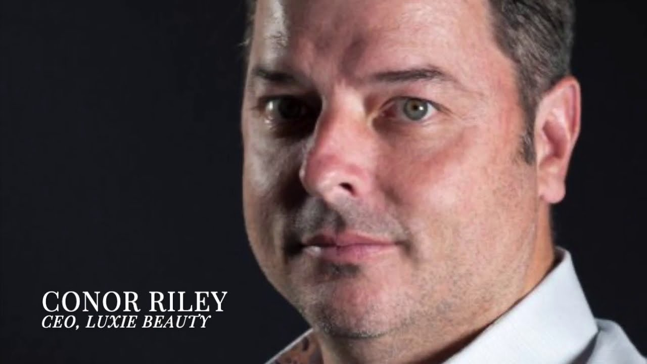 Behind the Brand: Conor Riley, the CEO of Luxie Beauty