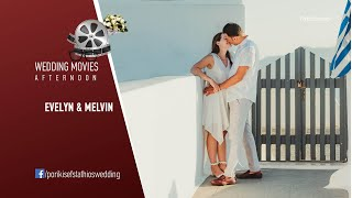 Melvin & Evelyn Wedding | Chalkida | Porikis Efstathios Wedding Movie