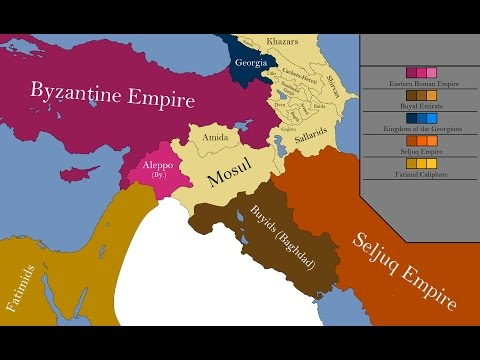 The Mediaeval Middle East: Every Year [PREVIEW]