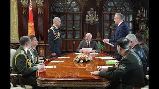 Генерал сбежал- я команды не дам! Лукашенко в шоке – армия отказалась. Министр истерит – их накрили