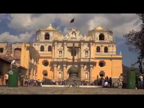 Antigua Guatemala - a time lapse