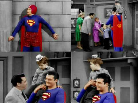 Superman Slide Show