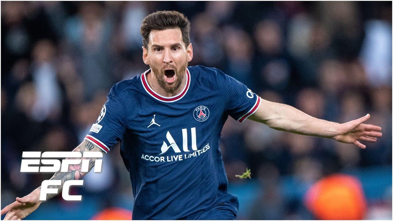 Download PSG vs. Manchester City recap: Messi SILENCES his critics in win | ESPN FC | UEFA Champions League