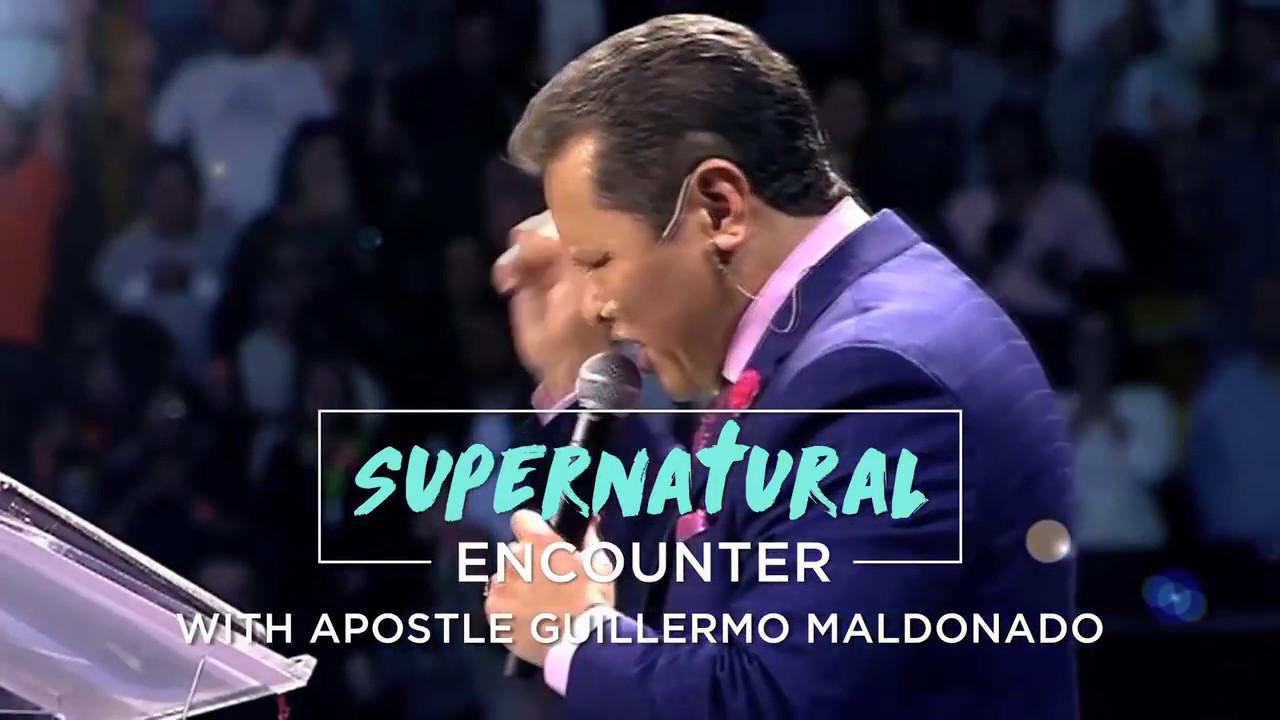 Supernatural Encounter Malaysia with Apostle Guillermo ...  Guillermo
