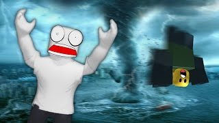 END OF THE WORLD TORNADO | Roblox