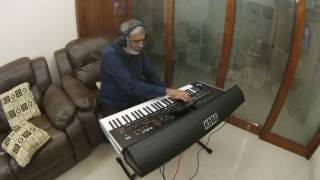 Baharo Phool Barasao Instrumental on KORG PA4X