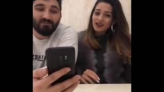 Ülvi Fatimə İnstagram Canlı Yayımı və Həyatda