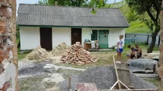 Реконструкция старого сельского дома. 2 серия.