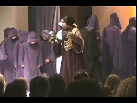 PDM Young Actors Workshop Perform In The Dark Of The Night From Anastasia