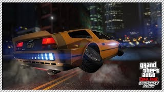 """GTA 5 ONLINE """"THE DOOMSDAY HEIST"""" DLC   EXCLUSIVE 30 NEW EARLY LEAKED VEHICLES & MORE THINGS"""