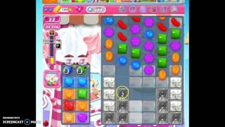 Candy Crush Level 499 help w/audio tips, hints, tricks