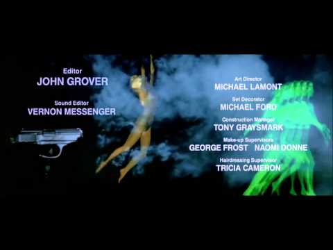 James Bond - Licence to Kill (gunbarrel and opening credits)