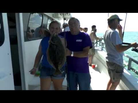 Gambler Deep Sea Fishing