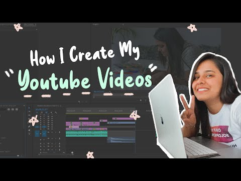 How I Plan, Shoot, & Create My Youtube Videos   My Youtube Video Creation Process