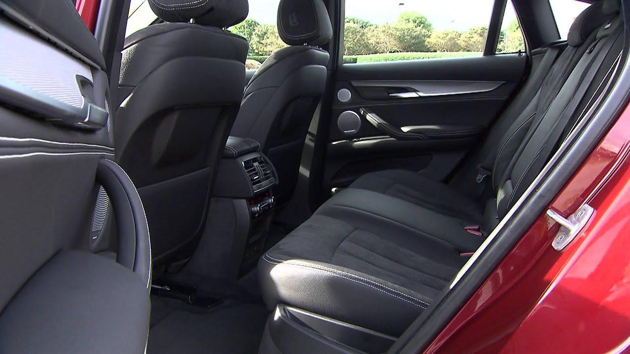 2015 BMW X6 M50d Interior Design YouTube