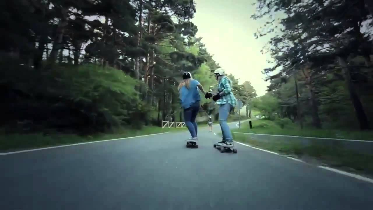 DUB FX - Made [ Female Longboard Crew ] HQ ••