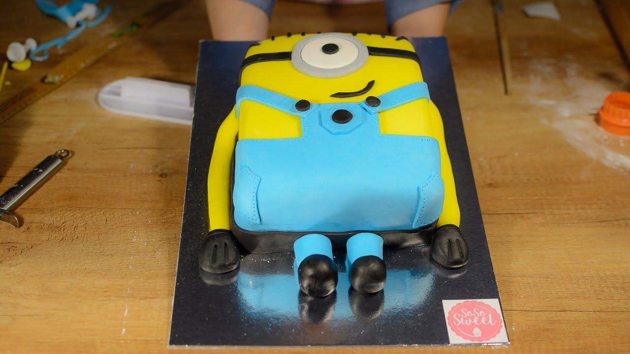 minion tårta recept