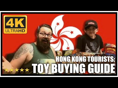 Hong Kong Tourists: The Ultimate Guide To Toy Shopping Kowloon 九龍