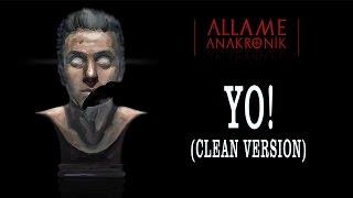 Allame -  Yo (Sansürlü) (Official Audio)