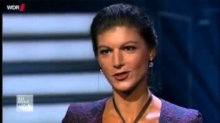 Sahra Wagenknecht (Die Linke)  vs  Robin Alexander