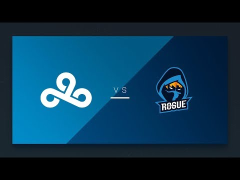 CS:GO - Cloud9 vs. Rogue [Inferno] Map 1 - NA Day 15 - ESL Pro League Season 6