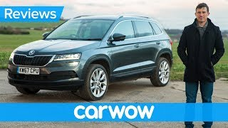 Skoda Karoq SUV 2020 in-depth review | carwow Reviews