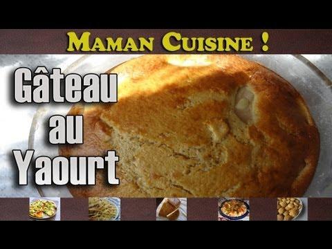 un-bon-gâteau-au-yaourt-moelleux-|-maman-cuisine
