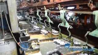 Cadillac Treatment From Michigan Zinc Plater