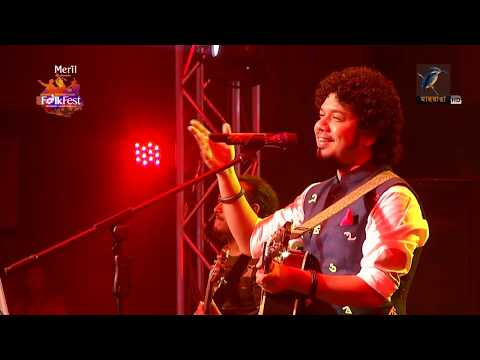 Dinae Dinae | Papon | Dhaka International Folk Fest 2017