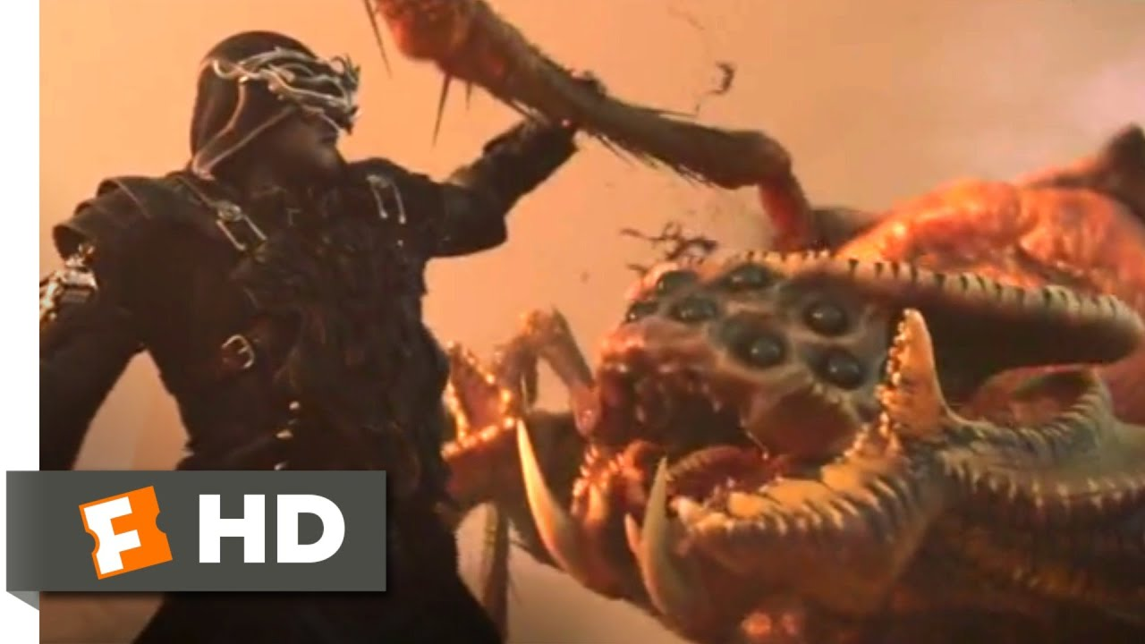Download Kingsglaive: Final Fantasy XV (2016) - Magitek War Scene (1/10)   Movieclips
