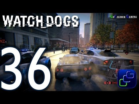 Watch Dogs Walkthrough Ultra PC - Part 36 - Act 5 (V): Sometimes You Still Lose