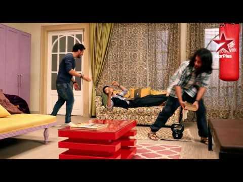 Ishqbaaaz | Rudra's Dumbbell Prank thumbnail