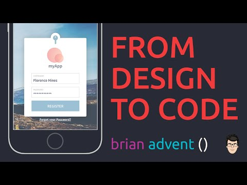 iOS Swift Tutorial: From Sketch Design to Real App