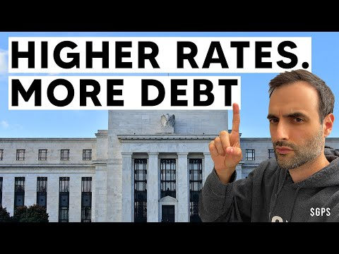 The Fed Admits Higher Inflation! Global Central Banks Have Begun Increasing Interest Rates!