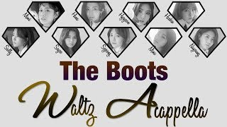 The Boots Waltz Acappella Title Preview - Gugudan (구구단) …